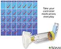 Asthma control drugs